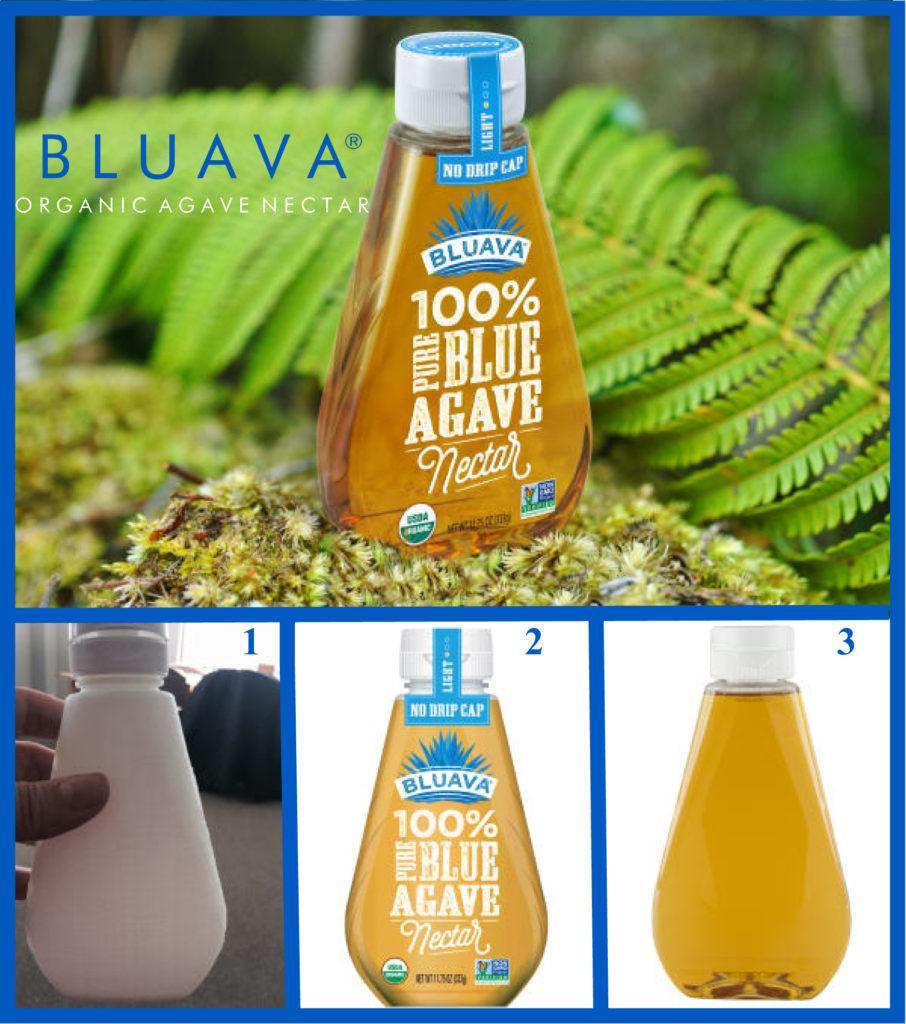 Bluava Organic Agave Syrup