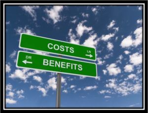 costs-benefits picture
